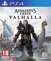 Assassins Creed: Valhalla (PS4)