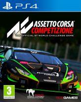 hra pro Playstation 4 Assetto Corsa Competizione