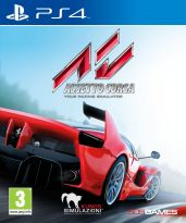 hra pro Playstation 4 Assetto Corsa