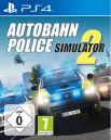 hra pro Playstation 4 Autobahn - Police Simulator 2