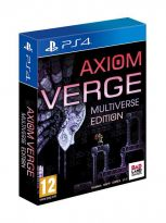 hra pre Playstation 4 Axiom Verge - Multiverse Edition