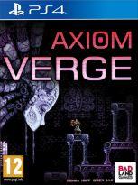 hra pro Playstation 4 Axiom Verge