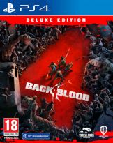hra pro Playstation 4 Back 4 Blood - Deluxe Edition