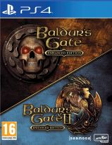 Baldurs Gate I and II: Enhanced Edition (PS4)