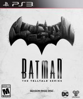 Hra pre Playstation 3 Batman: The Telltale Series