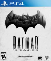hra pre Playstation 4 Batman: The Telltale Series