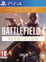 Battlefield 1 (Revolution edition) (PS4) + darček plagát