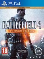hra pro Playstation 4 Battlefield 4 Premium Edition [EN obal]