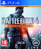 hra pre Playstation 4 Battlefield 4 (Premium Edition)