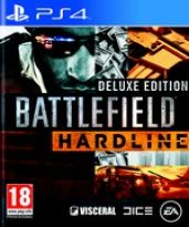 hra pre Playstation 4 Battlefield: Hardline (Deluxe Edition)