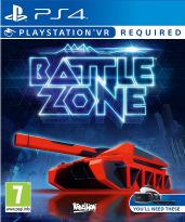 hra pre Playstation 4 Battlezone VR