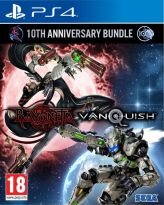 Bayonetta and Vanquish - 10th Anniversary Bundle Launch Edition (PS4)