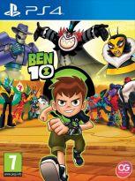 hra pro Playstation 4 Ben 10