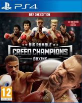 hra pro Playstation 4 Big Rumble Boxing: Creed Champions - Day One Edition