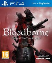 hra pro Playstation 4 Bloodborne (GOTY Edition)