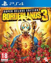 Borderlands 3 - Super Deluxe Edition (PS4) + darček tričko + dlc