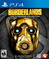 hra pre Playstation 4 Borderlands (The Handsome Collection)