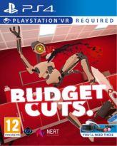 hra pro Playstation 4 Budget Cuts VR