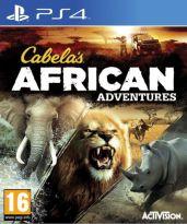 hra pre Playstation 4 Cabelas African Adventures