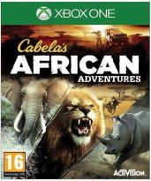 hra pre Xbox One Cabelas African Adventures