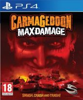 hra pre Playstation 4 Carmageddon: Max Damage