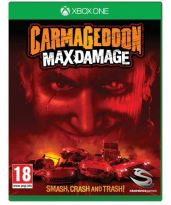 hra pro Xbox One Carmageddon: Max Damage