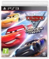 Hra pro Playstation 3 Cars 3: Driven to Win
