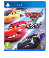 hra pro Playstation 4 Cars 3: Driven to Win