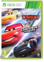 Hra pro Xbox 360 Cars 3: Driven to Win