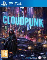 hra pre Playstation 4 Cloudpunk