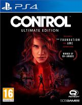 hra pro Playstation 4 Control - Ultimate Edition