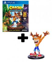 hra pro Playstation 4 Crash Bandicoot N.Sane Trilogy - GameExpres edice