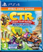 hra pre Playstation 4 Crash Team Racing: Nitro Fueled - Nitros Oxide Edition