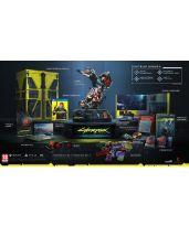 Cyberpunk 2077 - Collectors Edition (poškozená krabice) (PS4)