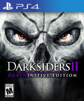 hra pre Playstation 4 Darksiders II (Deathinitive Edition)