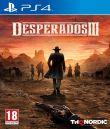 hra pro Playstation 4 Desperados III