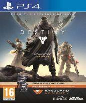 hra pre Playstation 4 Destiny (Vanguard Armoury Edition)