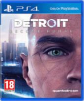 hra pro Playstation 4 Detroit: Become Human CZ
