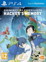 hra pre Playstation 4 Digimon Story: Cyber Sleuth - Hackers Memory