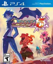 hra pre Playstation 4 Disgaea 5: Alliance of Vengeance (Launch Edition)