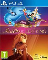 hra pro Playstation 4 Disney Classic Games: Aladdin & The Lion King