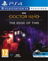 hra pre Playstation 4 Doctor Who: The Edge of Time