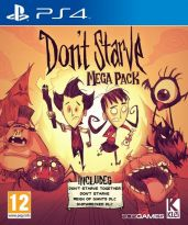 Dont Starve (Mega Pack) (PS4)