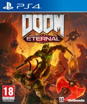 DOOM: Eternal (PS4) + darček STEELBOOK + DLC+DOOM 64