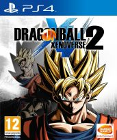 hra pre Playstation 4 Dragon Ball: Xenoverse 2