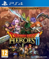 hra pro Playstation 4 Dragon Quest Heroes 2