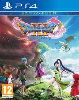 hra pre Playstation 4 Dragon Quest XI: Echoes of an Elusive Age - Edition of Light