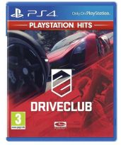 hra pre Playstation 4 Drive Club (Special edition)