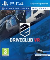 DRIVECLUB VR (PS4)