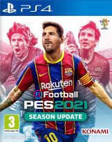 hra pro Playstation 4 eFootball PES 2021 - Season Update